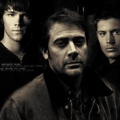 Jeffrey Dean, Jensen, and Jared