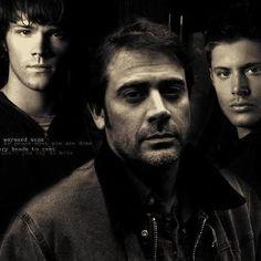Jeffrey Dean, Jensen, and Jared