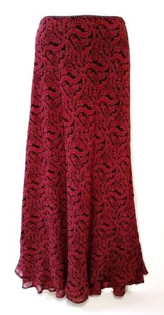 NEW Style & Co Tired Long Skirt Size 12 #Styleco #Tiered http://www.ebay.com/itm/NEW-Style-amp-Co-Tired-Long-Skirt-Size-12-/321735760173?