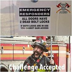 DO YOU ACCEPT THE CHALLENGE   @firefighterchainsaw -  #firefighter #fire #fireman #brotherhood . ___Want to be featured? _____ Use hastag chiefmiller  WWW.CHIEFMILLERAPPAREL.COM . . CHECK OUT! Facebook- chiefmiller1 Periscope -chief_miller Tumblr- chief-miller Twitter - chief_miller YouTube- chief miller Vero - chief miller  TAG A FRIEND WHO NEEDS TO SEE THIS. Please be sure to Like and Comment.