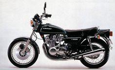 Z 1000A1, 1976-1977