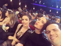 Pin for Later: Die Pretty Little Liars hatten den größten Spaß bei den People's Choice Awards