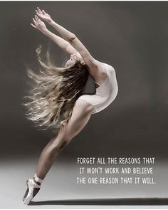 from just dance quotes - When you believe in yourself you have 100 of the people you need on your side - photo mcairnsphoto artist brandi boetto for a chance to be featured - a Dancer Quotes, Ballet Quotes, Ballerina Quotes, Ballet Words, Dance Motivation, Vie Motivation, Me Quotes, Motivational Quotes, Inspirational Quotes