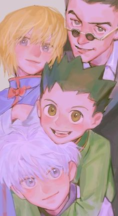 Killua, Hisoka, Fanarts Anime, Manga Anime, Anime Art, Hunter Anime, Hunter X Hunter, City Hunter, Girls Anime