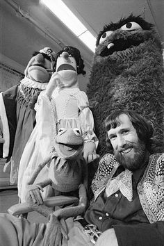 Jim Henson with Characters from Hey Cinderella, can find Jim henson and more on our website.Jim Henson with Characters from Hey Cinderella, Frank Oz, Sesame Street Muppets, Oscar The Grouch, Fraggle Rock, The Muppet Show, Ensemble Cast, Kermit The Frog, The Dark Crystal, Big Bird