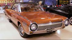 Jay Leno's 1963 Chrysler Turbine Car