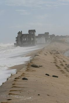 "Rodanthe, North Carolina...I think I need to go here simply because of ""Nights in Rodanthe"" haha!"