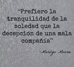 Frases / Marilyn Monroe