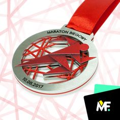 Every participant of the running competitions deserve an award - e.g. unique three-elements medals with decorative openwork. How do you like it?  #medals #medalsforrunners #metalmedals