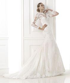 Pronovias Wedding Dresses Pre-2015 Collection Part III