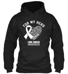 Lung Cancer Awareness Hoodie | Teespring