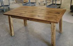 Custom woodworking & tables in Norco