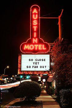Austin Motel by Blake Herman, via Flickr