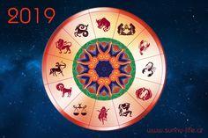 Témata roku 2019 pro jednotlivá znamení - Věštírna Sunny - Life Health Advice, Reiki, Tarot, Mandala, Education, Life, Magic, Hampers, Astrology