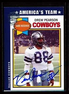39024a07a48 DREW PEARSON another great 80 s Cowboy