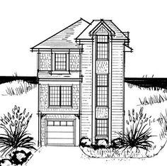 Coastal Home Plans - Greenbrier