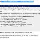 Begriffe-Erklaerungen in deutsch + de-englisch Woerterbuch Kaeltetechnik Klimatechnik
