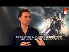 (日本語字幕) Thor 2 | Chris Hemsworth & Tom Hiddleston EXCLUSIVE Interview (2013) & Gewinnspiel - YouTube