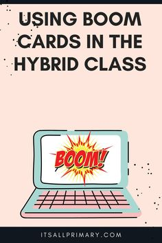 Do you use Boom Cards in your classroom? Whether you are teaching online or in the classroom, Boom Cards can work for you and your students! They are great for differentiation, reinforcing specific skills and more!