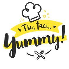 Logo Tic Tac Yummy