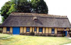 musée, jardin et ferme à visiter au Pays du camembert House Styles, Decor, Gardens, Farm Gate, Dekoration, Decoration