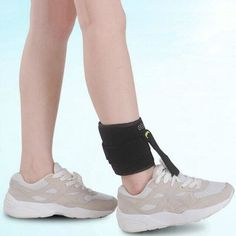 1Pc Adjustable Foot Drop Orthotics Ankle Joint Support Brace Strap Use With Shoes Foot Elevator Poliomyelitis Hemiplegia Stroke. Yesterday's price: US $51.02 (42.10 EUR). Today's price: US $22.45 (18.50 EUR). Discount: 56%.