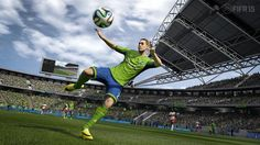 New fifa 15 video game features clint dempsey on cover - boxed pages Fifa 15, Ea Sports, Kids Sports, Sports Games, Sport Man, Sport Girl, Fifa Ultimate Team, Xbox 360, Playstation