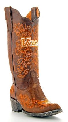 TN Cowgirl boots