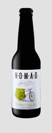 Nomad Brewing Company Sideways Pale Ale