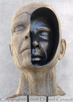Man, 2007 by Daniel Giraud