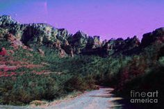 Sedona Photograph - Night Falls On Sedona by Julie Lueders