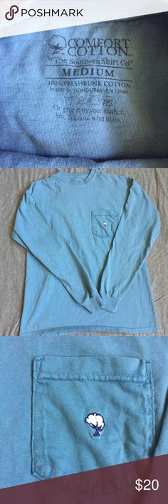 Southern Shirt Company long sleeve t-shirt In great condition. Southern Shirt Company Shirts Tees - Long Sleeve