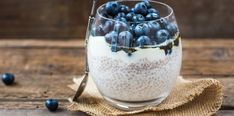 We love chia seeds - they are a packed with good nutrients and are a great source of plant-based protein. Chia pudding is so easy to make and and is the perfect breakfast or snack! Kefir Recipes, Healthy Recipes, Breakfast Bowls, Breakfast Recipes, Chocolate Chia Pudding, Tart Taste, Plant Based Protein, Perfect Breakfast, Chia Seeds