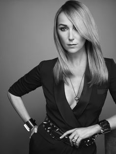 Frida Giannini http://www.vogue.fr/thevoguelist/frida-giannini/113