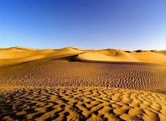Taklamakan Desert is the largest in China and is located in the center of Tarim Basin, in the south of Xinjiang Province