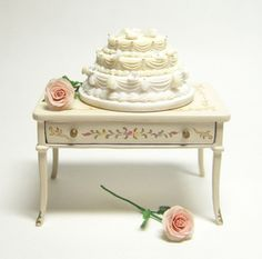 French patisserie-style tiered cake for a grand celebration!