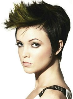 34 Best Short Boy Haircuts For Girls Images Short Hair Short