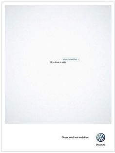 34 Clever Advertisements That Will Make You Think - BlazePress