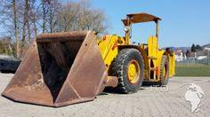 Fahrlader #gebraucht #zuverkaufen http://www.ito-germany.de/kaufen/fahrlader #Radlader #Mining #Undergroundloader
