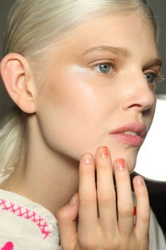 The best nail polish trends to take from the Spring 2015 runways: