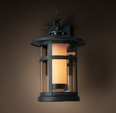 Rutherford Sconce $189 For Small, $239 For Large · Restoration  HardwareOutdoor ...