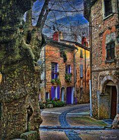 Belgentier, provence, france