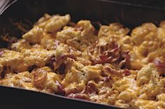 Cheesy Roasted Cauliflower Recipe - Kraft Recipes