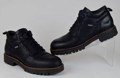 Johnston Murphy Passport Men's 9 M Black Leather Gore-Tex Ankle Boots #JohnstonMurphy #AnkleBoots