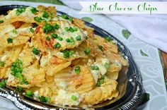 Blue Cheese Chips - Will Cook For Smiles