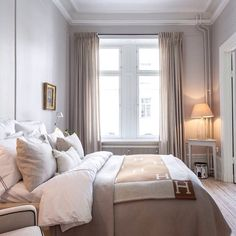 Full size of classy teenage bedroom ideas sophisticated decorating small luxury bedding for a surprising white Dream Bedroom, Home Bedroom, Bedroom Furniture, Bedroom Decor, Bedroom Ideas, Bed Design, House Design, Beautiful Bedrooms, Decor Interior Design