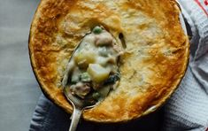 <p>If you're craving a creamy, warm jackfruit and veggie filling encased in a delicate puff pastry crust, you must make this recipe.</p>