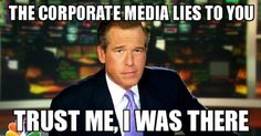 The Brian Williams lie just scratches the surface of the mass media manipulation taking place in America. So then, who can you trust?
