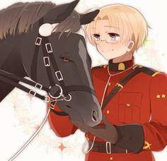 Hetalia - Canada