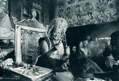 XVIth Karmapa in the 80-ies #buddha